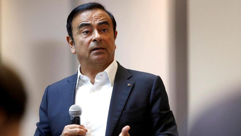 Renault Cela Nissan Karena Investigasi Ghosn