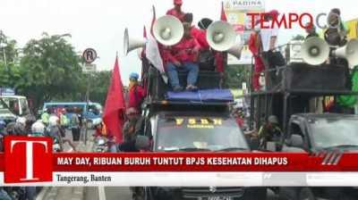 May Day Hari Ini, Polri Konsentrasi Pengamanan Istana dan DPR