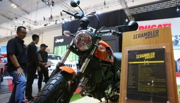 Ducati Indonesia Luncurkan 4 Model Motor Terbaru