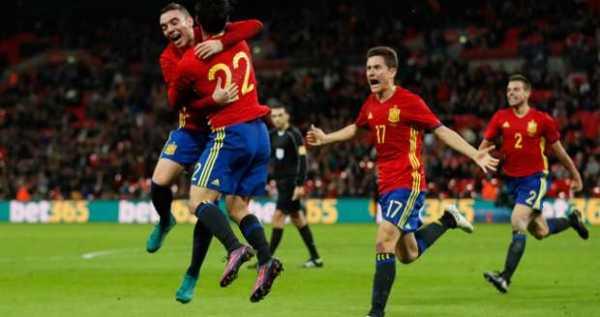 5 Fakta Menarik yang Menyertai Kemenangan Spanyol atas Israel