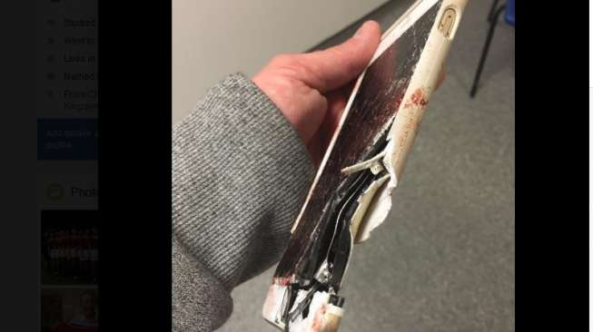 Berkat iPhone, Ibu di Manchester Selamat dari Bom Bunuh Diri