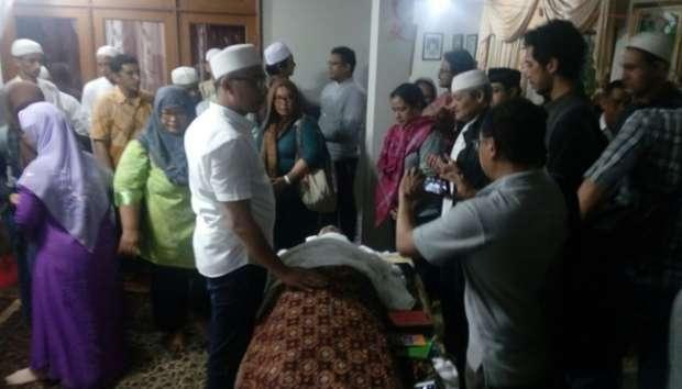 Sejumlah Tokoh Ikut Berduka Atas Meninggalnya Ahmad Taufik