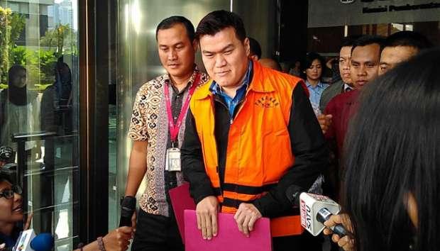 Kasus E-KTP, KPK Resmi Tahan Andi Narogong