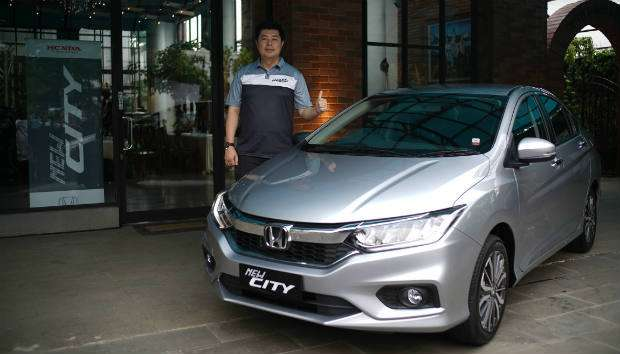 Genjot Penjualan Sedan, Ini Resep Jitu Honda