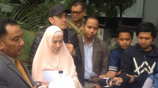 Lyra Virna Polisikan Agen Travel Umrah