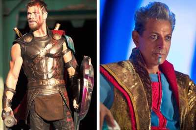 Thor Ragnarok Rilis Foto Terbaru