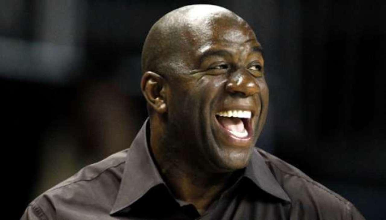 Magic Johnson Jadi Presiden Operasional LA Lakers