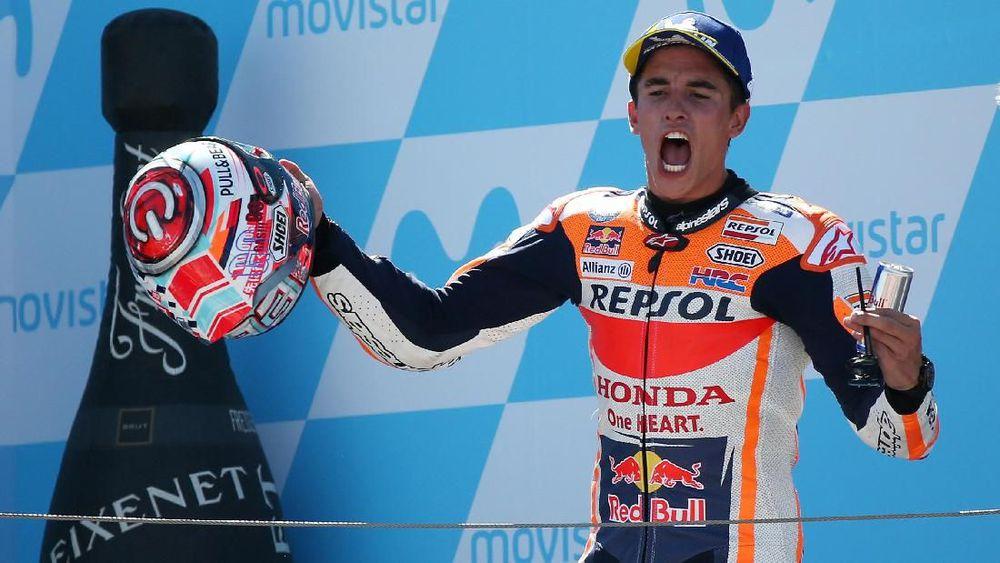 Marc Marquez: Saya Tak Punya SIM Motor