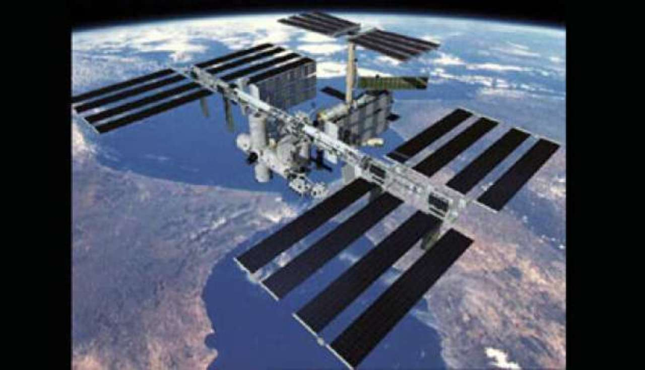 Stasiun Antariksa Bisa Dilihat Langsung di Langit Jakarta