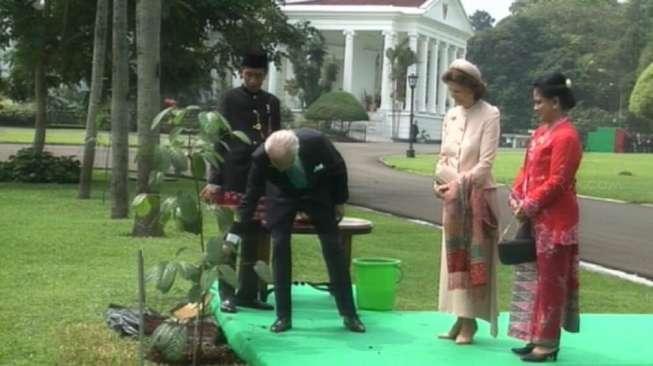 Isi Pertemuan Jokowi dengan Raja Swedia