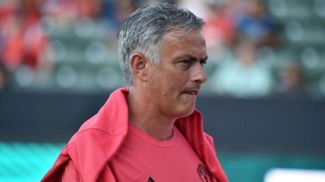 Tumbangkan Real Madrid di ICC 2018, Jose Mourinho Enggan Jemawa