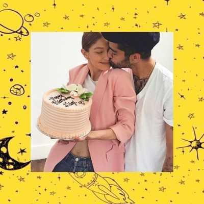 Surprise Ala Zayn Malik Untuk Ulang Tahun Gigi Hadid