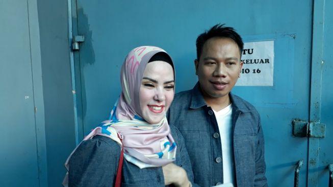 Pernikahan Seumur Jagung, Angel Lelga-Vicky Prasetyo Sudah Konflik