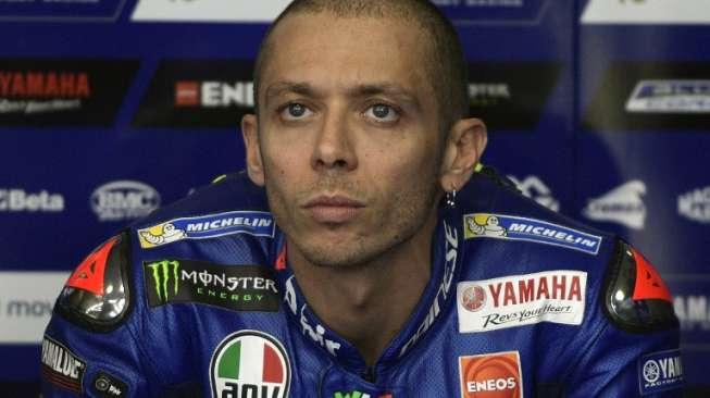 Pasca Kecelakaan Motocross, Seperti Ini Kondisi Rossi