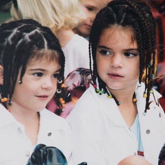 Terkenal Sejak Masih Kecil, Yuk Intip Transformasi Kylie Jenner!