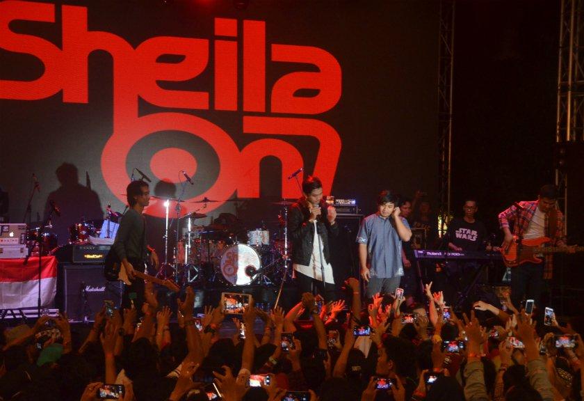 Sheila on 7 Gelar Konser di Malaysia