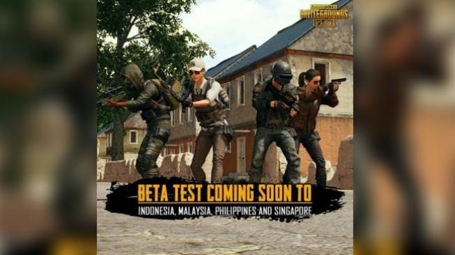 Hore! Gamer Indonesia Bisa Nikmati PUBG Lite