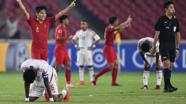 Ditumbangkan Timnas Indonesia U-19, Pelatih UEA Tidak Kaget