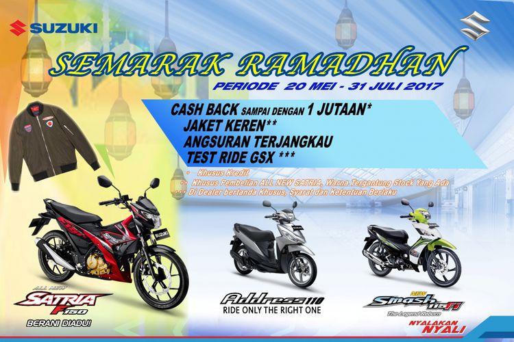 Suzuki Hadirkan Program Semarak Ramadan
