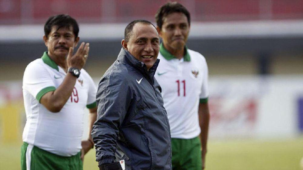 Ketum PSSI Ibaratkan Indra Sjafri dengan Gian Piero Ventura