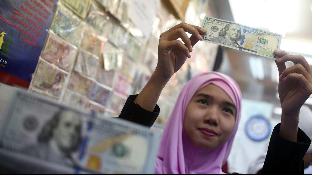Rupiah Dibuka Rp14.357 per Dolar AS, Hari ini Diramal Melemah