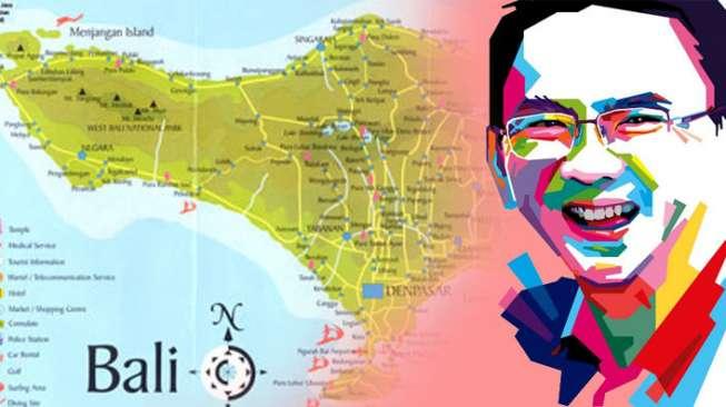 Kalah di Jakarta, Ahok Diminta Warganet Jadi Gubernur Bali