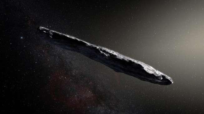 Artefak Alien dari Mars dan Venus Tersembuyi di Bumi ?