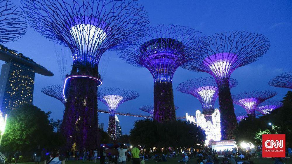 Singapura Mengakui Kotanya Membosankan