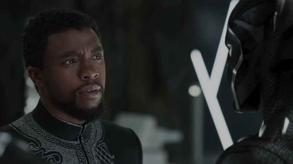 Black Panther Jadi Film Pertama Tayang di Arab Saudi