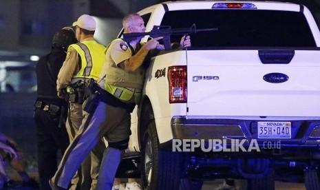 Benarkah Kekasih Pelaku Penembakan Las Vegas dari Indonesia?