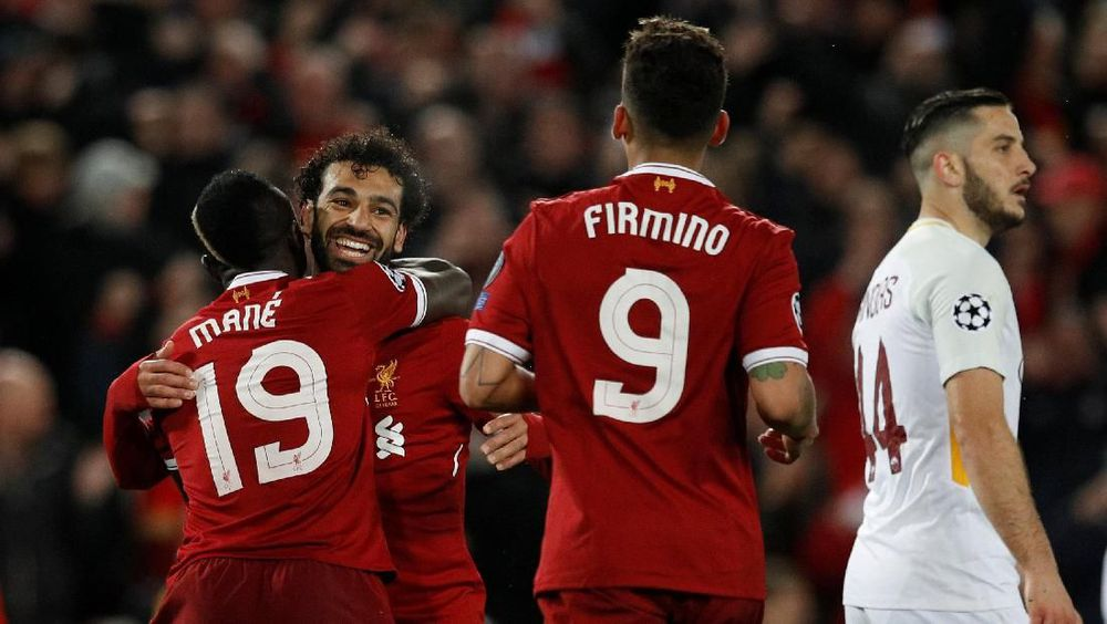 Rekor Gol Iringi Liverpool ke Final Liga Champions