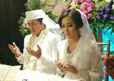 Menikahi Novita Petria, Adjie Pangestu: Ini yang Terakhir