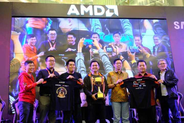 AMD Gelar Turnamen eSports Indonesia Dota 2 Championship
