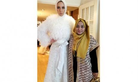 Anniesa Hasibuan Bicara Busana Muslim di New York