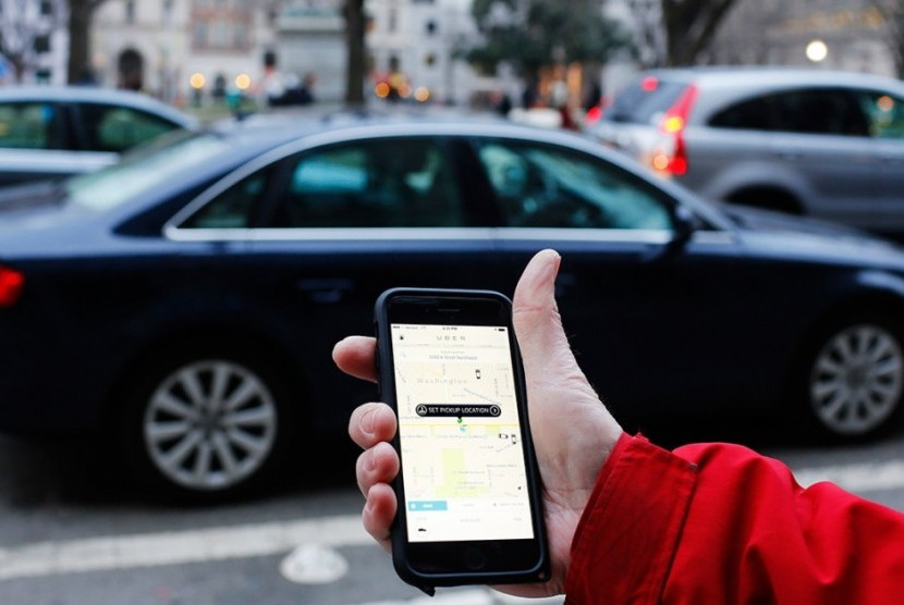 Uber Kembangkan Teknologi Identifikasi Penumpang Mabuk