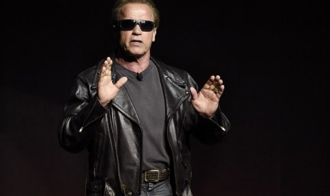 Arnold Schwarzenegger Tertarik Bermain Terminator Kembali?