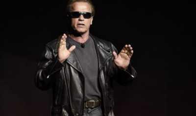 Arnold Schwarzenegger Kembali Tampil di Terminator