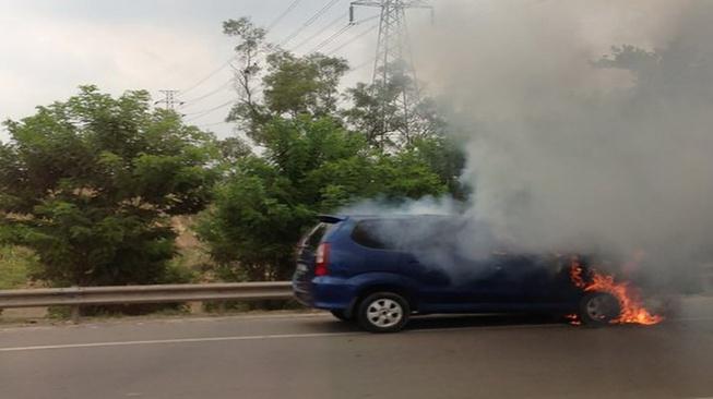 Avanza Meledak, Ledakan Mobil Bisa Terjadi Tanpa Terbakar?