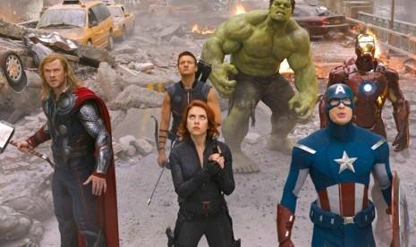 'Avengers:Infinity Wars' Selesai Diproduksi