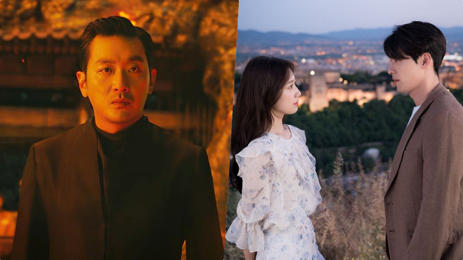 Ha Jung Woo Puji Drama Korea Memories of the Alhambra