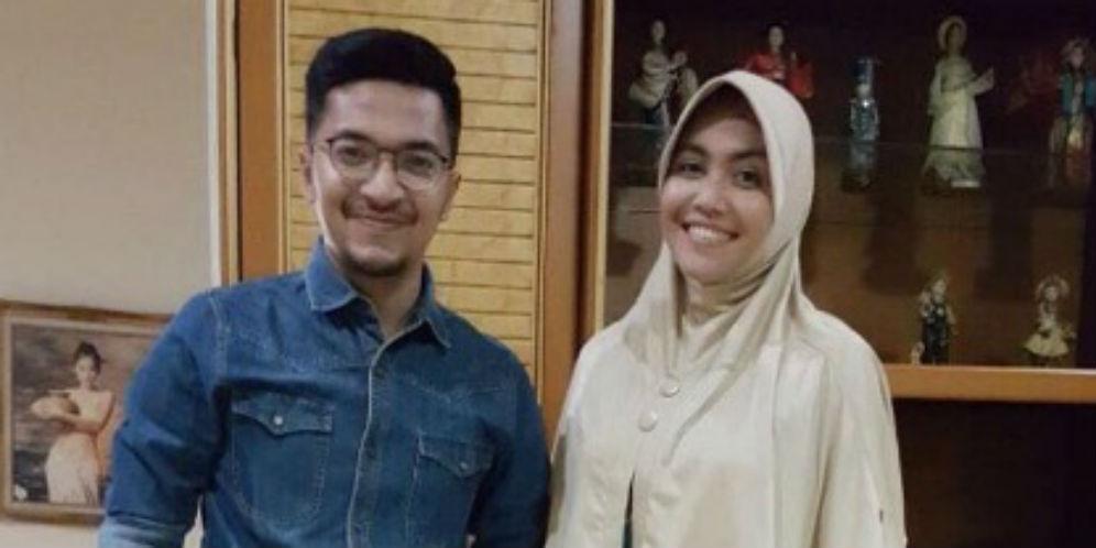 Denada-Ihsan Tarore Didoakan Segera Menikah