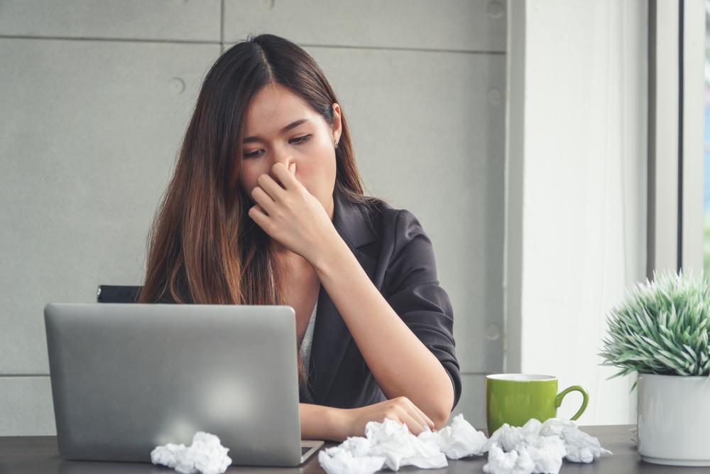 Tips Bernapas Lebih Lega Saat Sedang Flu