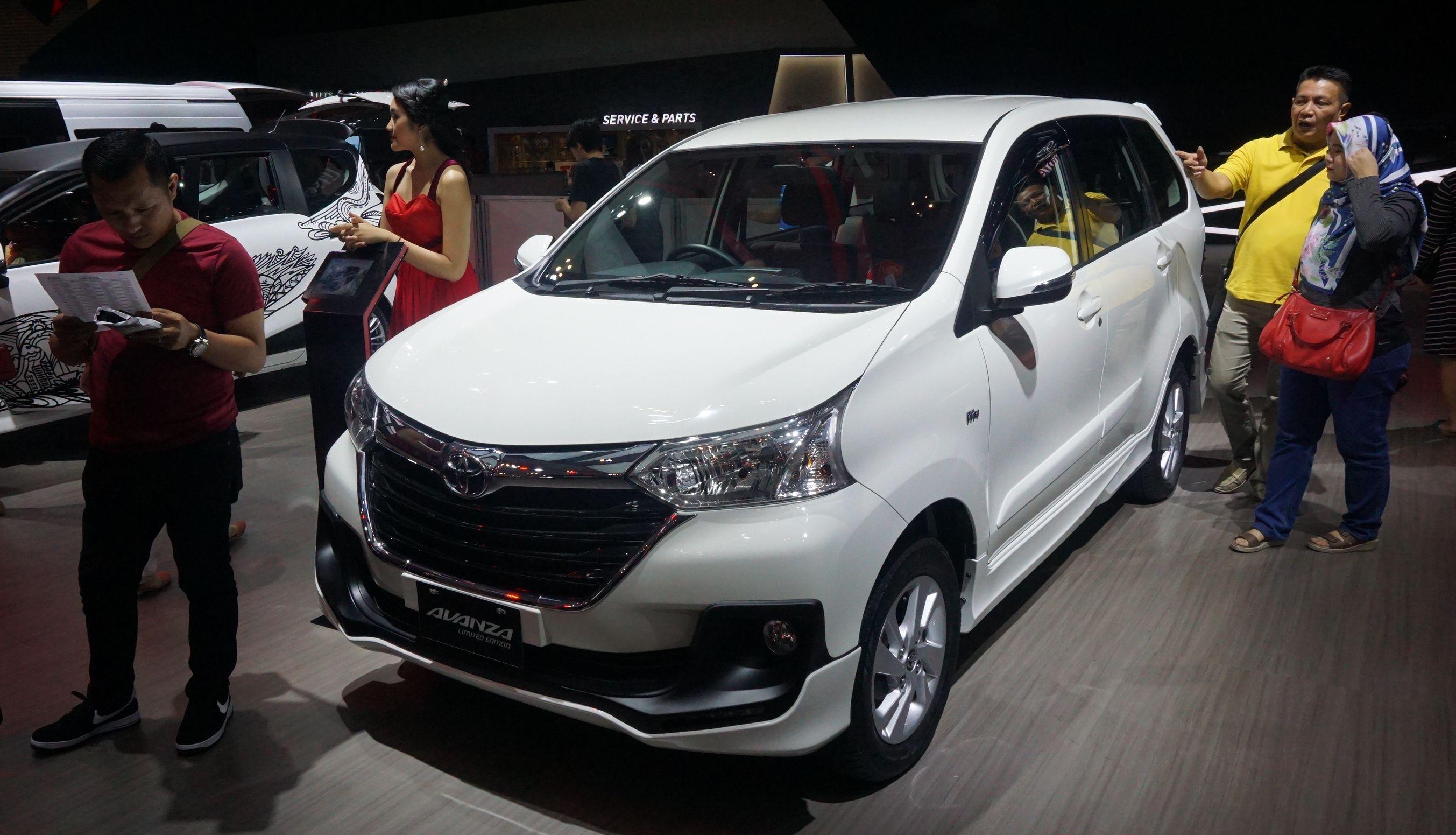 Toyota Tak Mau Buru-buru Keluarkan Avanza Baru