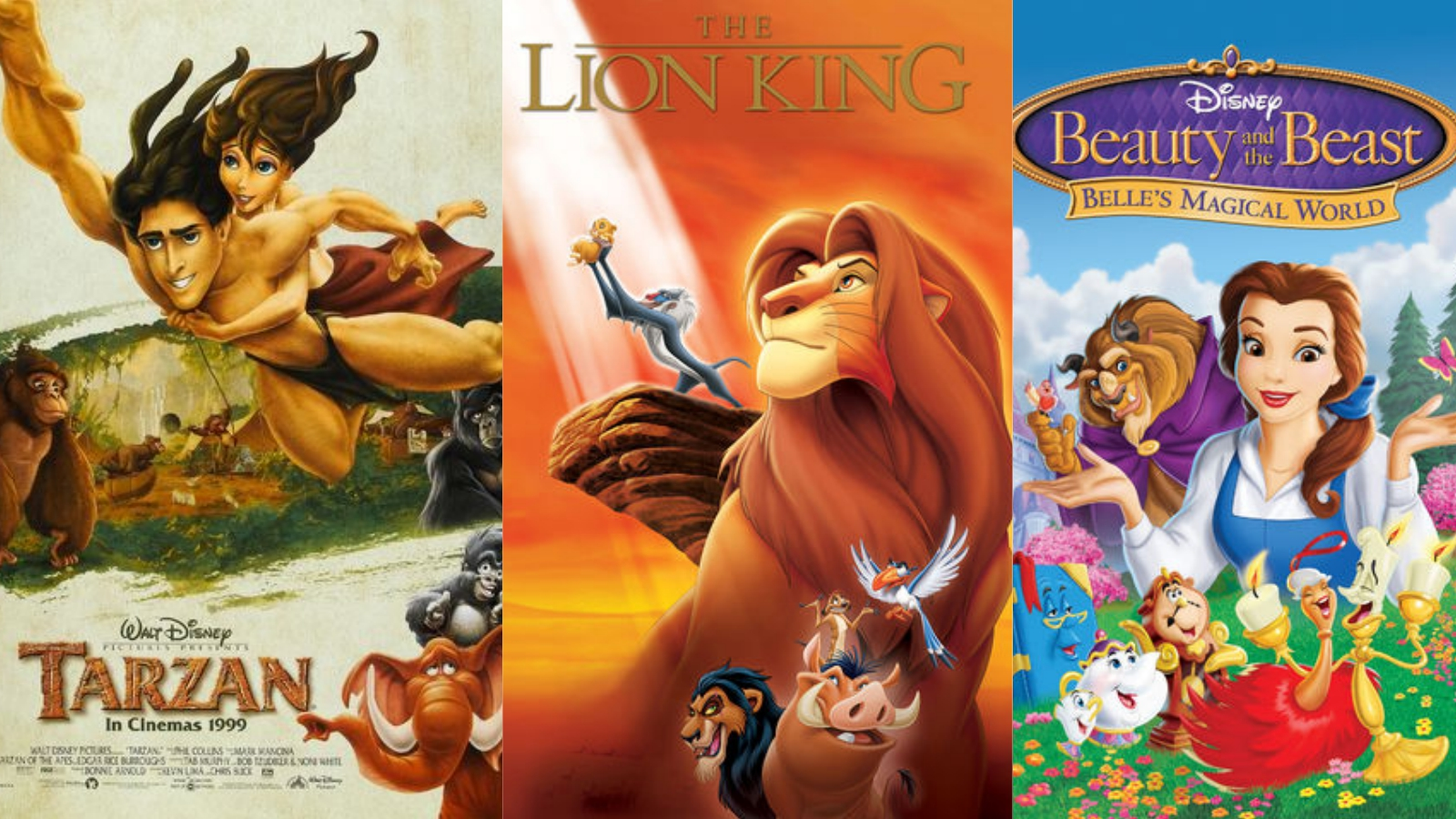 5 Film Animasi Disney yang Dijadikan Broadway Musical