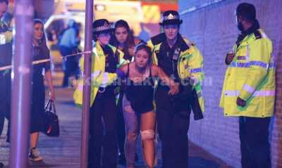 Ariana Grande Adakan Konser Bagi Korban Bom Manchester