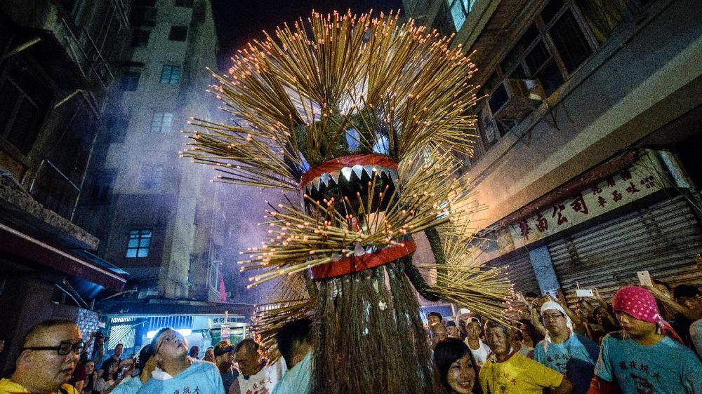 Hong Kong Destinasi Wisata Teramai, Denpasar ke-50