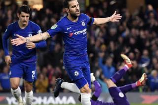 Gol bunuh diri warnai kemenangan Chelsea atas Derby County