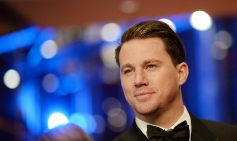 Channing Tatum Belajar Main Piano
