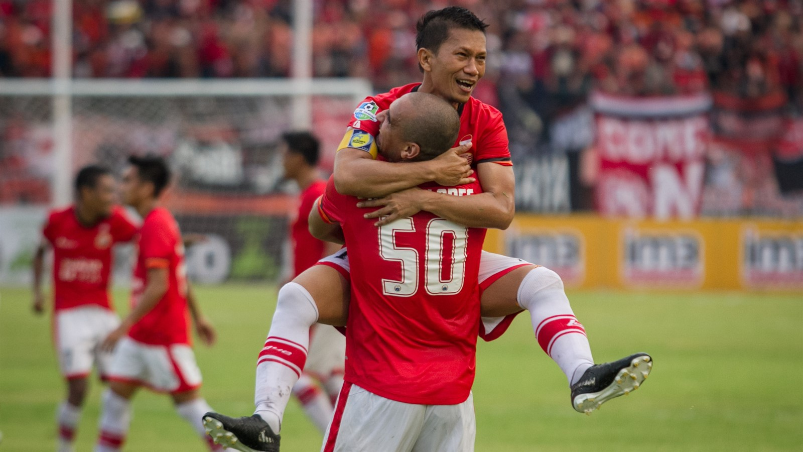Persija Buka Kemungkinan Bertemu Evan Dimas-Ilham Udin di AFC Cup