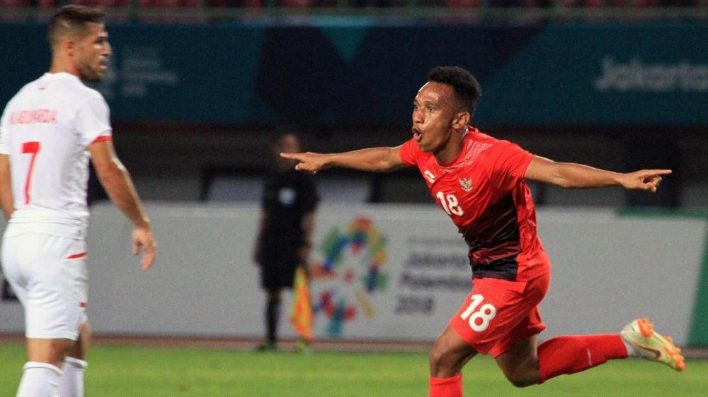 Kondisi Cedera Irfan Jaya Jelang Timnas Indonesia vs Laos